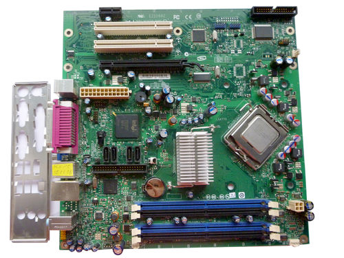 Intel E210882 D945GCZ / D945PAW Mainboard + Intel 3,4 GHz