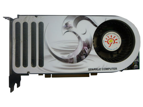 Grafikkarte SPARKLE Geforce 8800GTS PCI-E 320MB GDDR3